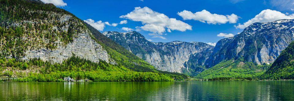 Lake Mountain View