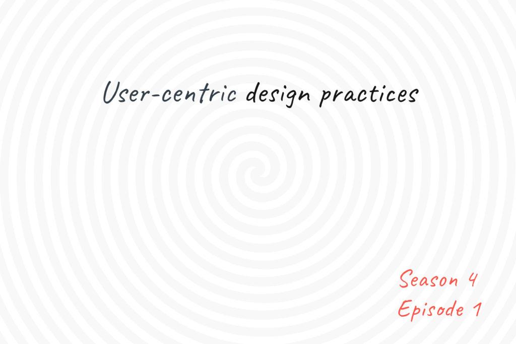 concentric circles graphic emphasizing user-centric focus